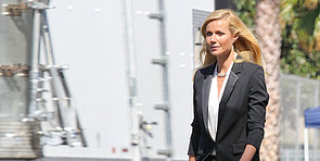 Gwyneth Paltrow Braves the LA Heat Like a Boss