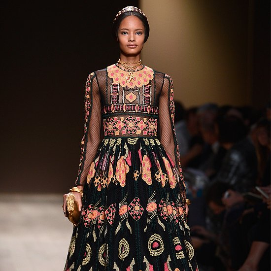 Paris Runway Gowns Perfect For the Red Carpet