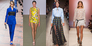 Top Paris Fashion Week Trends: Plan Your Spring '14 Wardrobe Now!