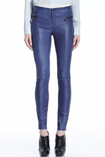 Minette Leather Pant