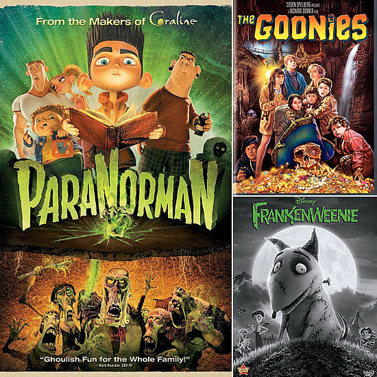 Halloween movies and TV shows for kids this age need to follow a similar mix of saccharine and savory.