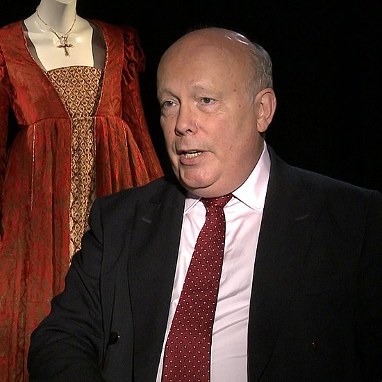 Downton Abbey Creator Julian Fellowes Interview (Video)