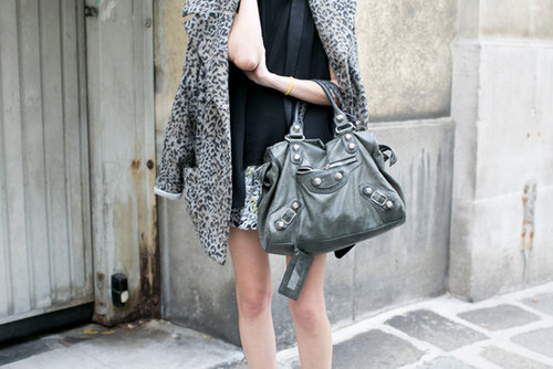 A Balenciaga makes any outfit better.