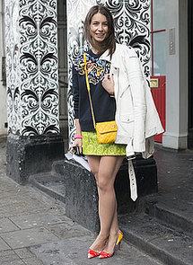 Street Style Bracket Contestants for London Spring 2014