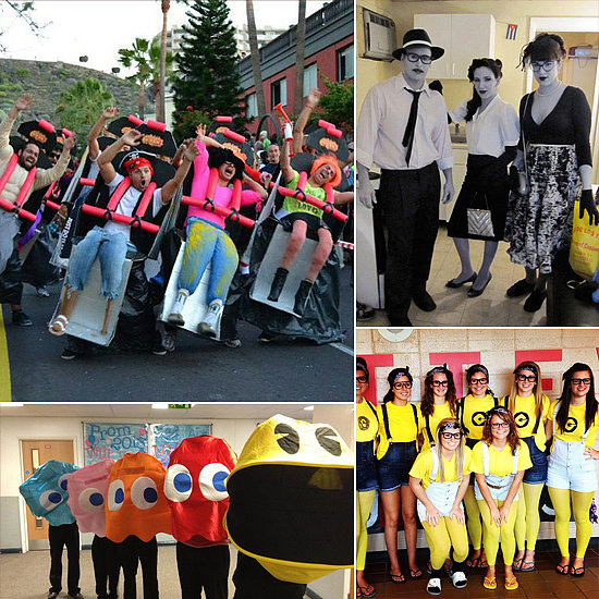 57 Creative Homemade Group Costume Ideas