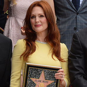 Julianne Moore Star on the Hollywood Walk of Fame