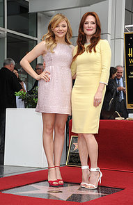 Julianne Moore at Hollywood Walk of Fame Ceremony 2013