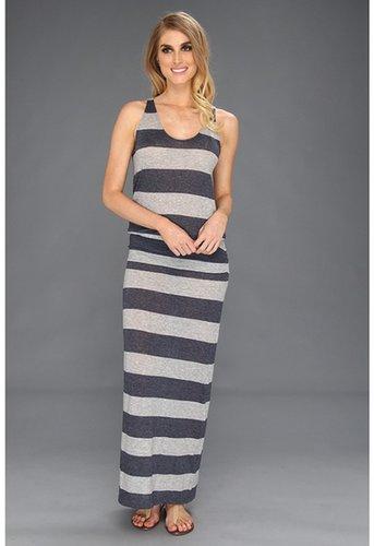 Soft Joie - Wilcox Dress (Porcelain/Peacoat) - Apparel