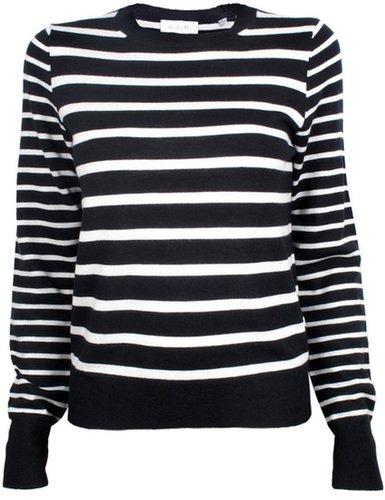 A.L.C. Valbray Stripe Sweater