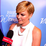 Charlize Theron Video Interview on South Africa and AIDS