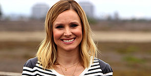 "Kristen Bell Gives Us Straight Talk on Marriage, Veronica Mars, and Her Adorable ""Blob"" Lincoln"