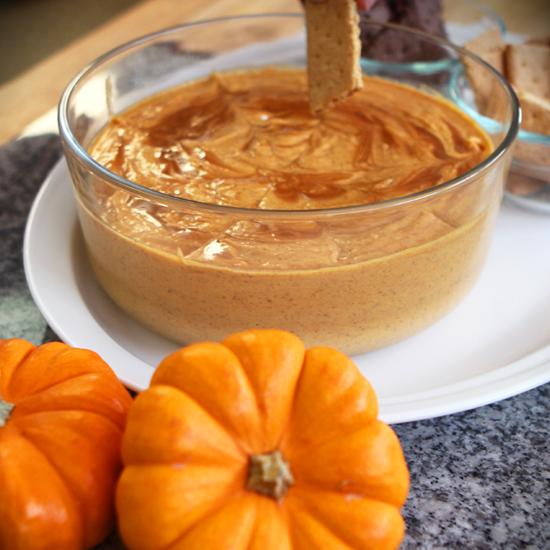 Pumpkin Pie Dip | Video | POPSUGAR Food
