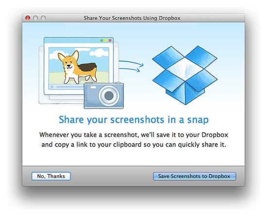 Screenshots on Mac