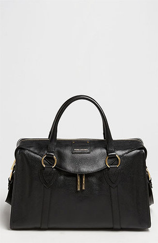 MARC JACOBS 'Wellington - Large Fulton' Leather Satchel