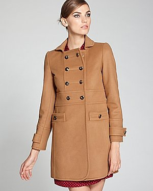MARC BY MARC JACOBS Coat - Nicoletta Wool Blend