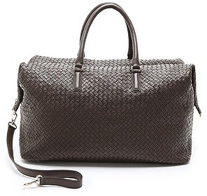 Christopher kon Woven Overnight Bag
