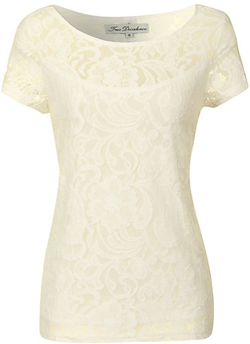 True Decadence Lace T-Shirt