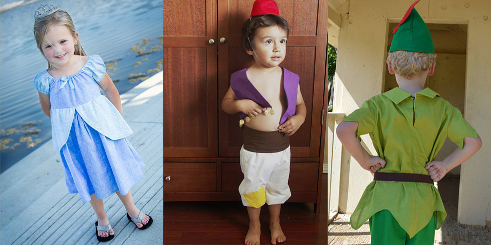Think Outside the Box With 26 Handmade Disney Halloween Costumes