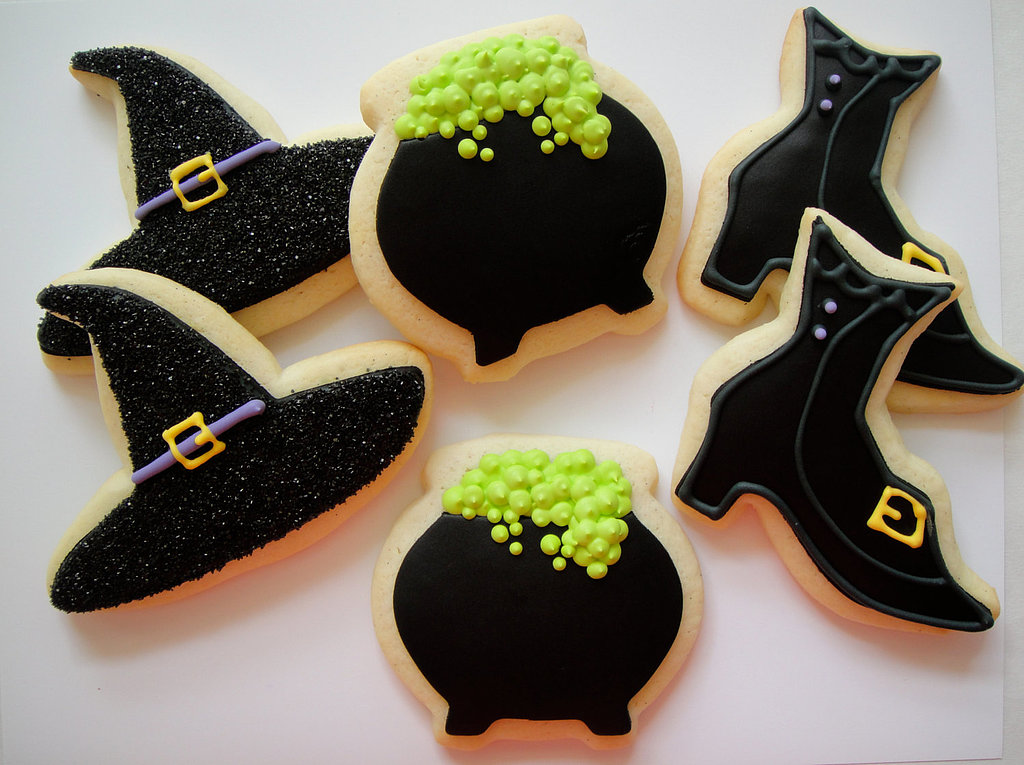 Witch Cookies