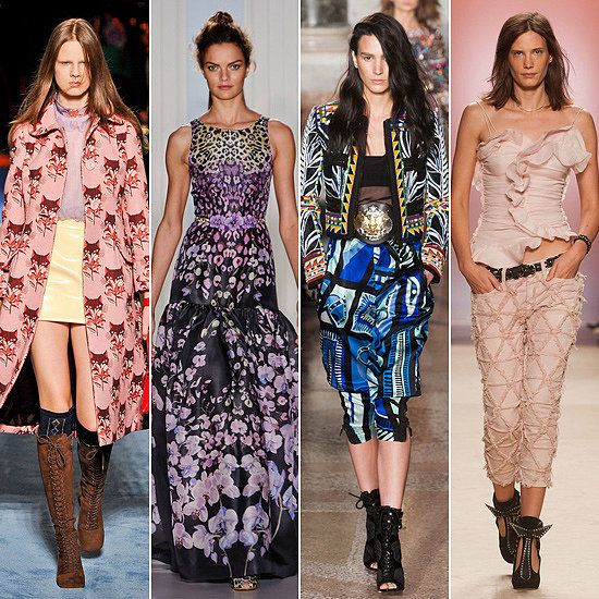 Best Runway Looks From Fashion Week