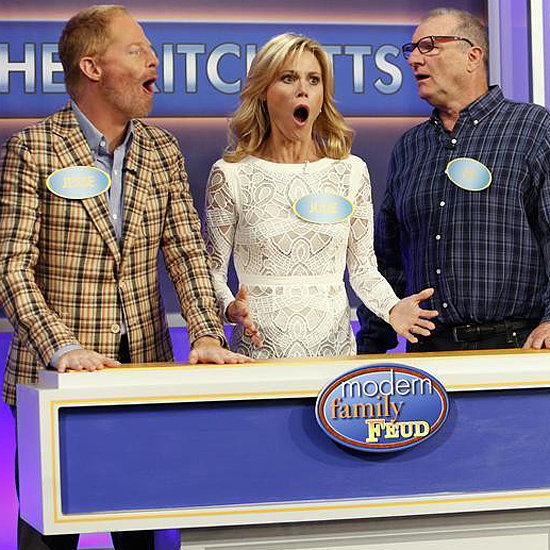 Modern Family Feud on Jimmy Kimmel Live | Video