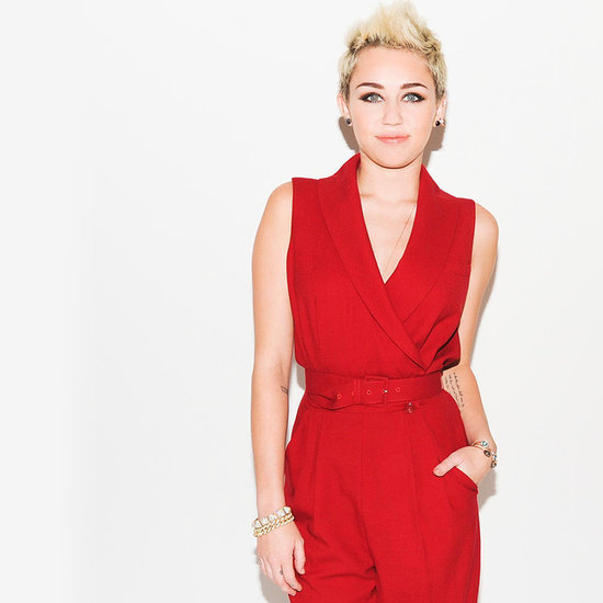 Celebrity Style Interview: Miley Cyrus Talks Fashion Choices