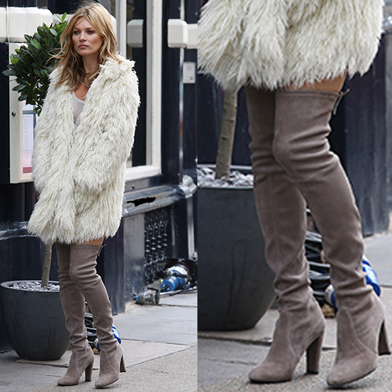 Fashion&Culture Diary : weekly inspiration - over-the-keen boots