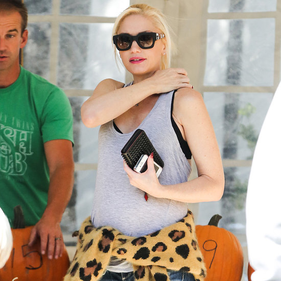 Gwen Stefani and Gavin Rossdale at Oktoberfest Event