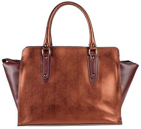 CAMY BAGS Large leather bag