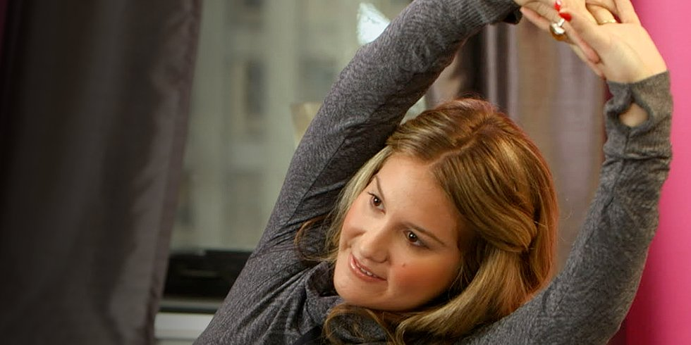 Make Fall TV Time Healthier With These 3 Stretches