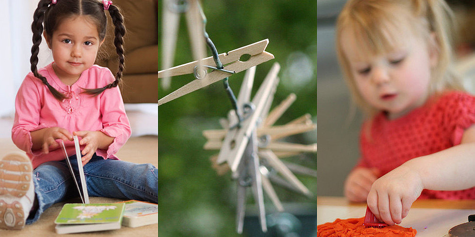 10 Great Ways to Encourage Toddlers' Fine Motor Skills