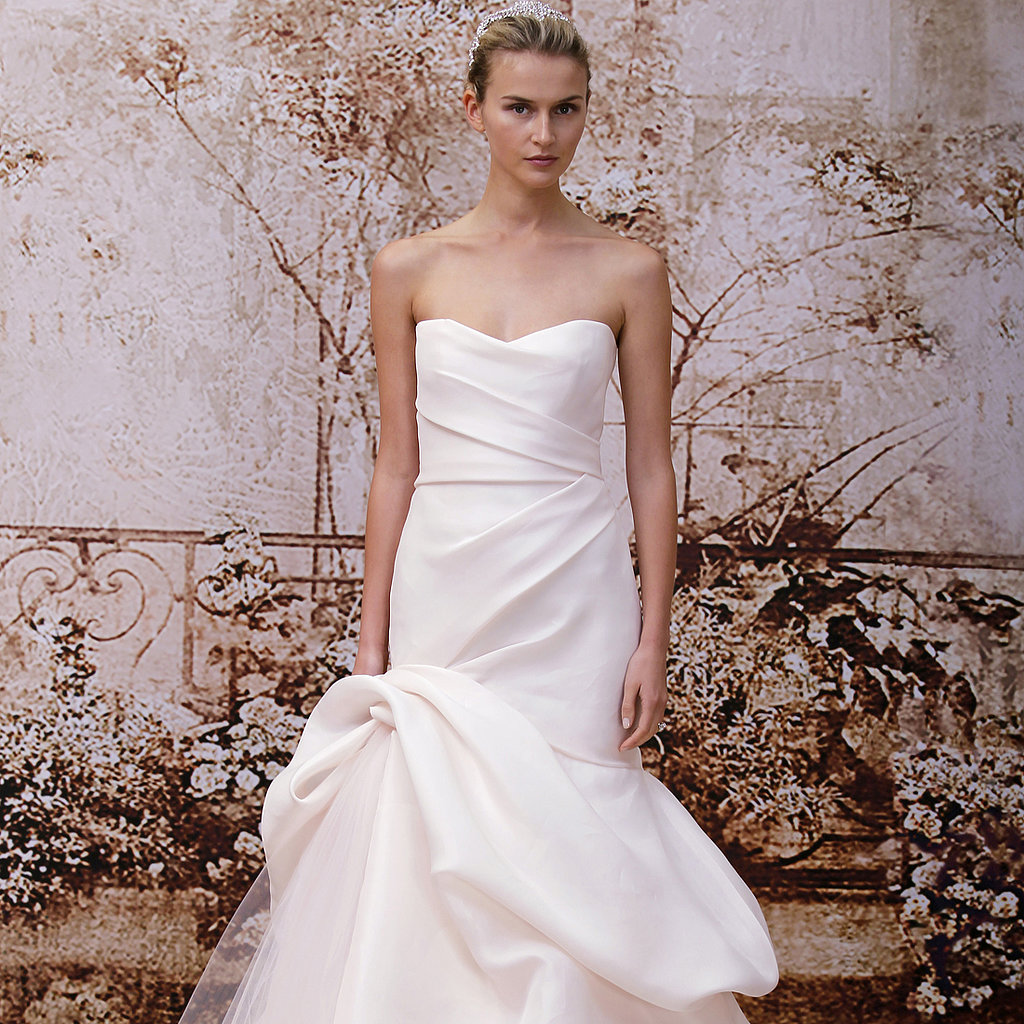 Monique Lhuillier Fall 2014 Wedding Dresses Share This Link