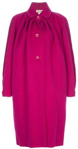 Beatrice Di Borbone Vintage Cocoon coat