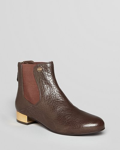 Tory Burch Chelsea Booties - Adaire