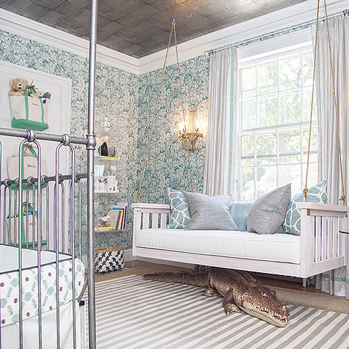 Nursery Inspired by Where the Wild Things Are
