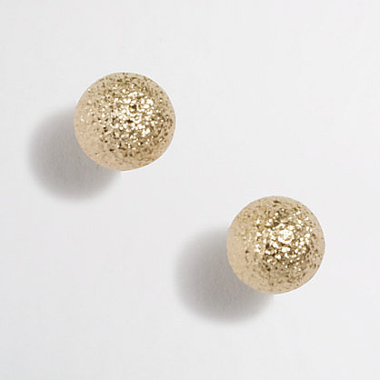 Factory pinball stud earrings