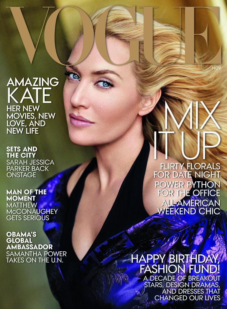 Vogue November 2013