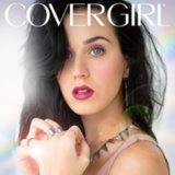 Katy Perry Is the New CoverGirl