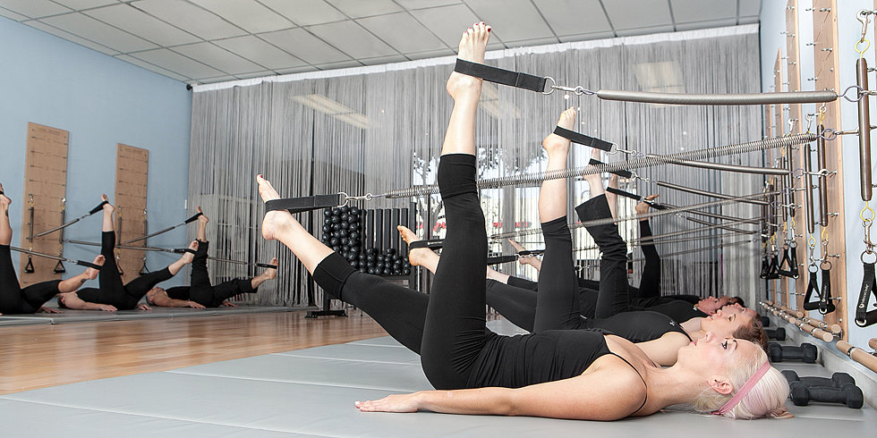 Pilates, Strength Training, and Cardio in One! Feel the Burn SF