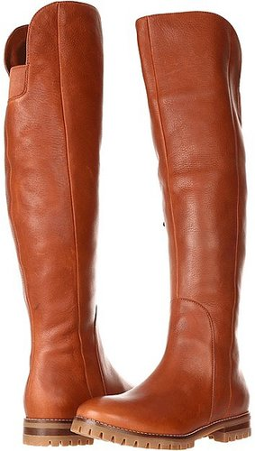 Cole Haan - Estella Over the Knee Boot Waterproof (Sequoia) - Footwear