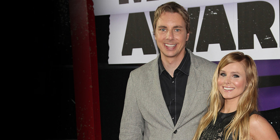 Kristen Bell and Dax Shepard Tie the Knot!