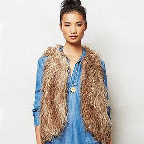 Faux-Fur Vests   Shopping