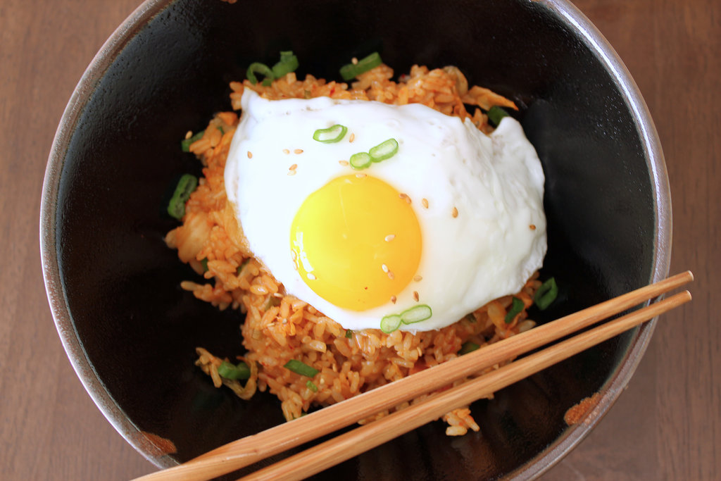 Day Four: Kimchi Fried Rice