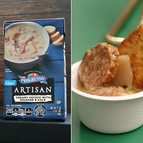 Progresso Artisan Creamy Potato With Sausage and Kale