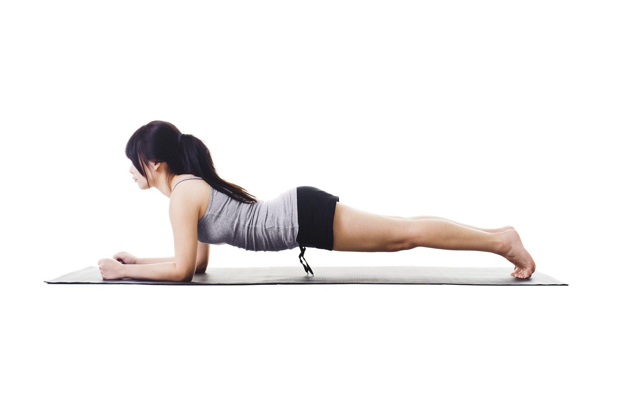 All Abs: Elbow Plank | The All-Abs Workout | POPSUGAR ...
