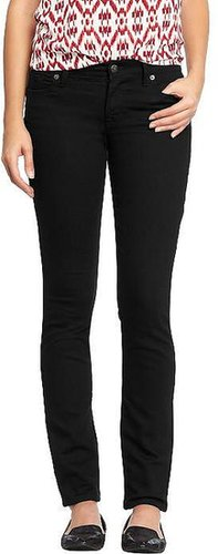 Women's The Flirt Black Skinny Jeans