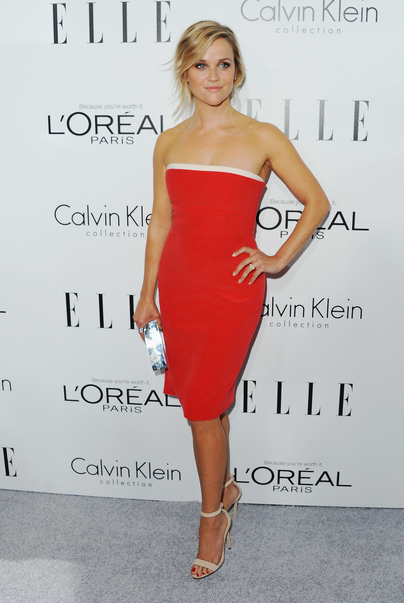 Reese Witherspoon and Lea Michele Show Their Girl Power