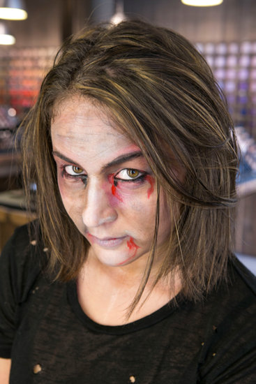 Transform Yourself Into a Zombie With This Gory Tutorial