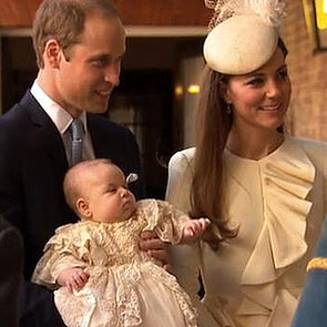 Prince George Christening Information