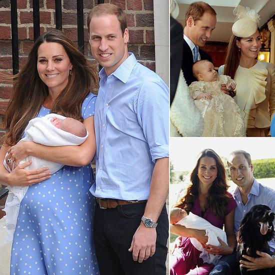 Milestones From Prince George's First Year